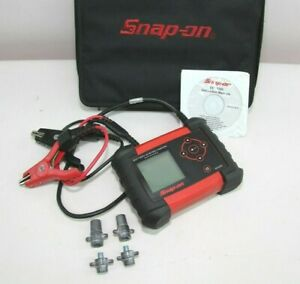 Snap On Eecs350 Battery System Tester Enhanced