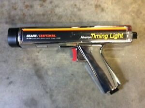 Sears craftsman 28 2194 Inductive Advance Scale Timing Light