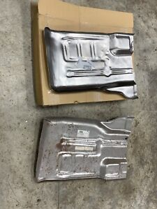 1974 1978 Ford Mustang Floor Pans