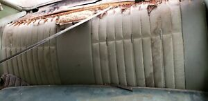 1965 Thru 70 Impala Caprice 4 Dr And 2 Dr Frt Rear Seats Price Is For 4dr