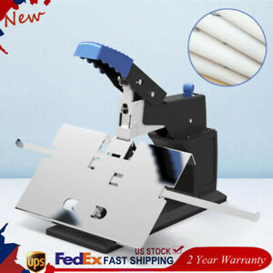 Office Manual Desktop Stapler Riding Stapler Saddle Stitcher Binding Machine