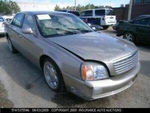 Driver Front Seat Bench Bucket Leather Electric Fits 00 03 Deville 602815