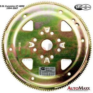 Dodge Ram Cummins 5 9l 47re 48re Hd Sfi Approved Flexplate Upgrade 1995 On