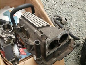 Modified Lt1 Intake Manifold For Use With Small Block Chevy