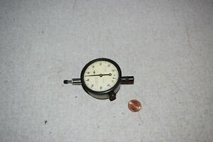 Starrett Co Gage Indicator 001 25 141 s 0 25 Range