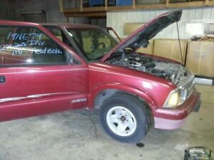 Axle Shaft Rear Axle 2wd 7 5 8 Ring Gear Fits 88 97 S10 S15 Sonoma 1673976
