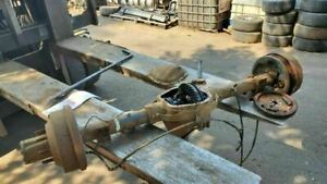 1987 1997 Ford F250 F350 Pickup Rear Axle Assembly 4 10 S1290 Oem