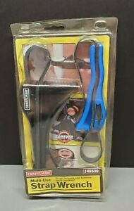 Craftsman Multi use Strap Wrench 9 45530 New In Package