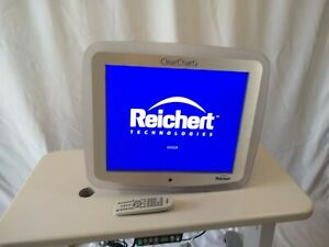 Reichert Clearchart2 Digital Acuity System Optometry ophthalmology