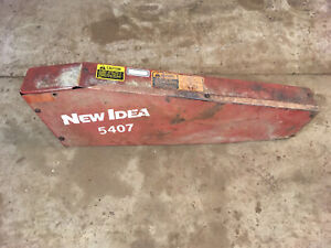 Belt Guard Assembly For New Idea 5407 5408 5409 Disc Mowers