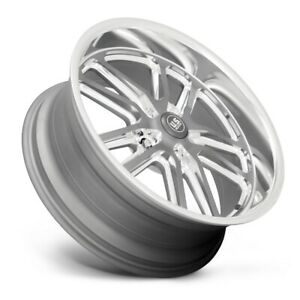 4 New 20 Us Mags U130 Bullet Wheels 20x9 5 5x4 75 5x120 65 1 Gun Metal Milled R