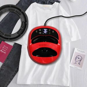 Mini Portable T shirt Heat Press Transfer Printing Machine Iron on Machine