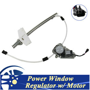 Front Right Electric Window Regulator For 02 06 Jeep Liberty Kj Sportutility