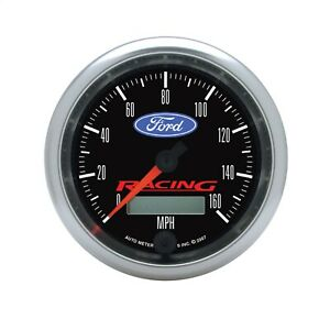 Autometer 880082 Ford Racing Series In Dash Electric Speedometer