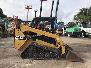 2014 Caterpillat 257d Skidsteer Loader