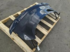 2015 2020 Ford Mustang Gt Ins Quality 000 Black Trunk Hatch Deck Lid W Spoiler