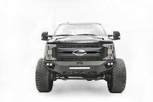 Fab Fours Fs17 V4151 1 Vengeance Front Bumper Fits 2017 Ford F 250 Super Duty