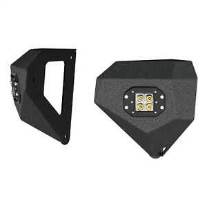Aries 2081205 Trailchaser Front Bumper Corners