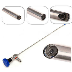 4x302mm Hysteroscope 0 Endoscope Connector Fit For Olympus Stryker Operation