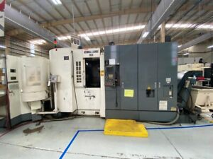 2012 Kitamura Mycenter Hx400if Cnc Horizontal Machining Center 10 Pallet Pool