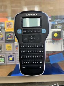 Dymo Label Maker Manager 160 Labeler Machine Printer Hand Held D1 Tape