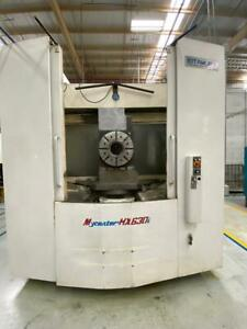 2008 Kitamura Mycenter Hx630i Cnc Horizontal Machining Center Fanuc 16i mb Cat50