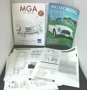 Mga 1500 1600 Mkii Restoration Parts Accessories With Extras Motoring Mag