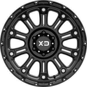4 new 20 Xd Xd829 Hoss Ii Wheels 20x10 5x127 24 Gloss Black Rims 72 6