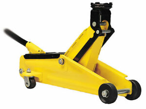 Performance Tool 2 Ton Floor Jack With 15 In Lift W1614