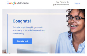 Google Adsense Account Usa Uk India Non Hosted Account And With Approved Domai