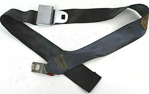 1978 1987 Monte Carlo Cutlass Novamalibu Male Center Seat Adjustable Belt Buckle