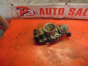 90 93 92 91 Ford Festiva Oem 1 3 Throttle Body Assembly