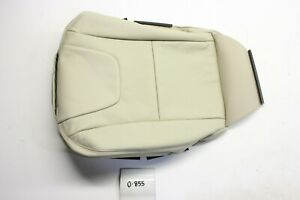 New Oem Front Seat Cover Leather Right Passenger Lower S60 Xc60 V60 11 18 Beige