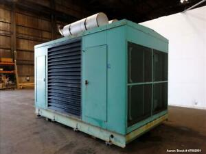 Used Cummins 500 Kw Standby Natural Gas Generator Set Cummins Gta28 Engine Rat