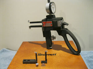 Starrett 1175 Groove Gage 0005 Machinist Tools
