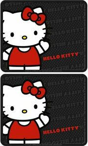 Hello Kitty Core Rear Floor Mats 2pc Set
