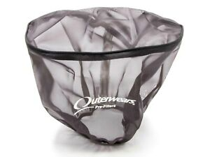 Outerwears 5 1 4 X 9 In Oval 6 1 4 In Tall Black Pre Filter P n 10 1048 01