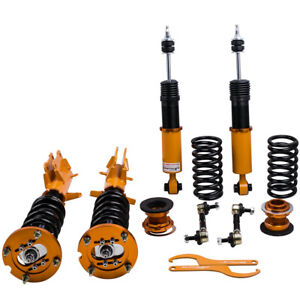 Performance Coilovers Kits For Ford Mustang 2005 14 Adjustable Damper Shocks