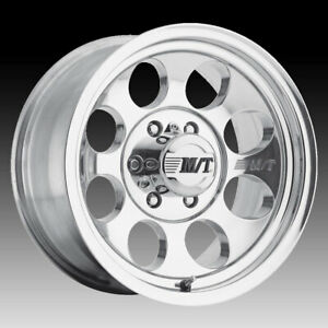 Mickey Thompson Classic Iii Polished 15x8 5x4 5 22mm 90000001718