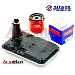 2000 05 Allison Transmission Oil Filter Set 29537965 Chevy Gmc Duramax Diesel