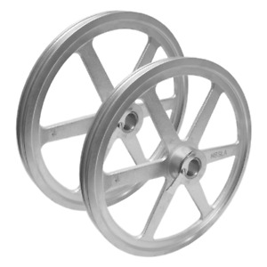 Hobart Upper And Lower Saw Wheel Set For 5700 5701 5801