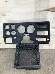 1973 1974 Chevy Gmc Pickup Truck Blazer Jimmy Suburban Dash Bezel With Air A c
