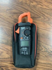Klein Tools Cl800 Ac dc True Rms Auto ranging Digital Clamp Meter