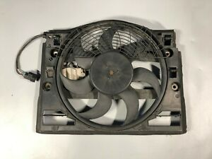 1999 2006 Bmw E46 3 Series Auxiliary Ac Cooling Electric Fan With Shroud Oem