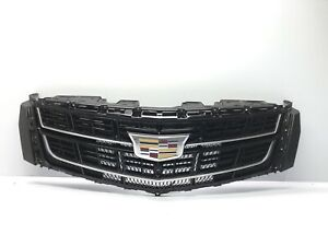 2013 2017 Cadillac Xts Front Upper Grille Oem 22860252