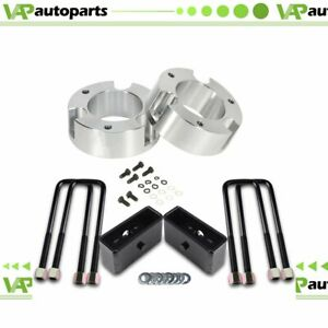 Fits Toyota Tacoma 2005 2019 3 Inch Front And 2 Inch Rear Leveling Lift Kit 2007