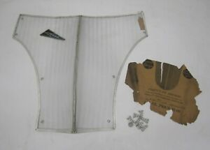 Nors 38 1938 Ford Standard Radiator Grille Bug Screen Guard 324