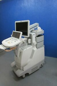 Philips X Matrix Ie33 Ultrasound With S 51 S12 4 With All Software Complete