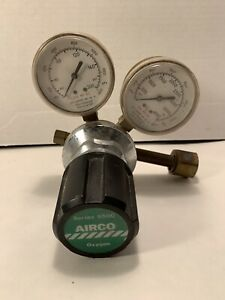 Airco Two Stage Oxygen Regulator 806 6506 Tested Working