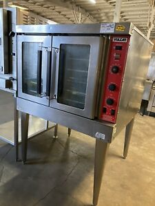 Vulcan Model Sg4d 1 Commercial Convection Oven Single Deck Full Size